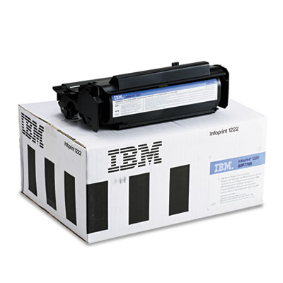 53P7705 Toner, 10000 Page-Yield, Black