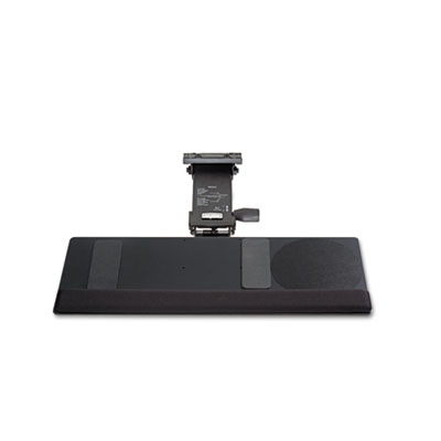Extended Phenolic Keyboard Tray with Optical Mouse Surface, 27 x