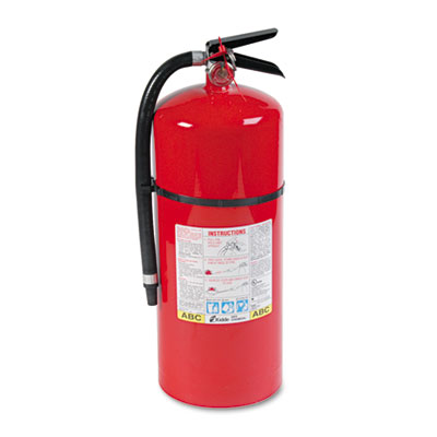 ProLine Pro 20 MP Fire Extinguisher, 6 A, 80 B:C, 195psi, 21.6h