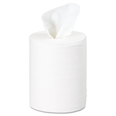 KLEENEX PREMIERE Center-Pull Towels, 15 x 8, 6 4/5 dia, 150/Roll