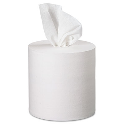 KLEENEX PREMIERE Center-Pull Towels, 15 x 8, 8 2/5 dia, 250/Roll