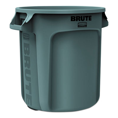 CONTAINER,10 GAL BRUTE,GY
