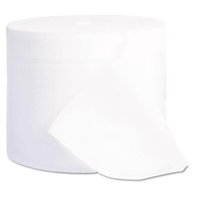 SCOTT Coreless 2-Ply Roll Bathroom Tissue, 1000 Sheets/Roll, 36