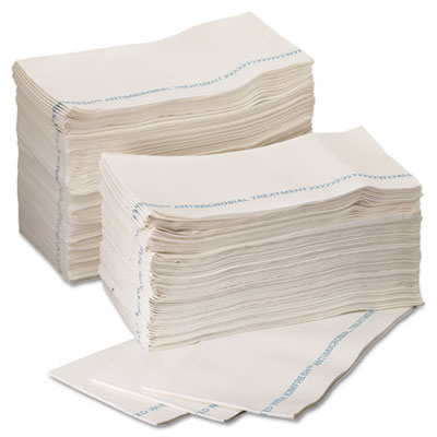 WYPALL X80 Foodservice Paper Towel, 12 1/2 x 23 1/2, Blue/White,