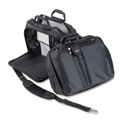 """Contour 15"""" Laptop Carrying Case, Nylon, 16-1/2 x 6-1/2 x 12-1/2"""