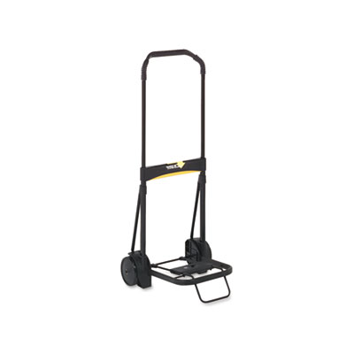 Ultra-Lite Folding Cart, 200lb Capacity, 11 x 13 1/4 Platform, B