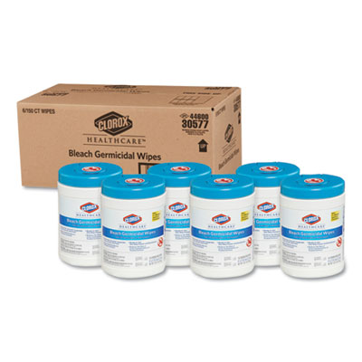 Clorox® Healthcare® Bleach Germicidal Wipes