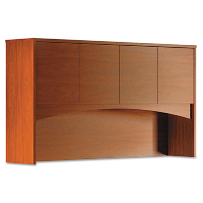 Brighton Series Laminate Wood Door Hutch, 72w x 15d x 39-1/2h, C