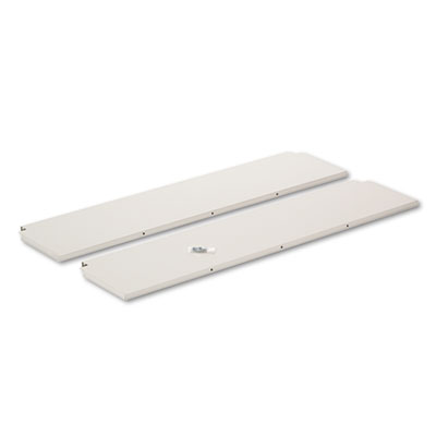 "Kwik-File Mailflow-To-Go Shelf for 60"" Wide Table, 60w x 30d, Pe"