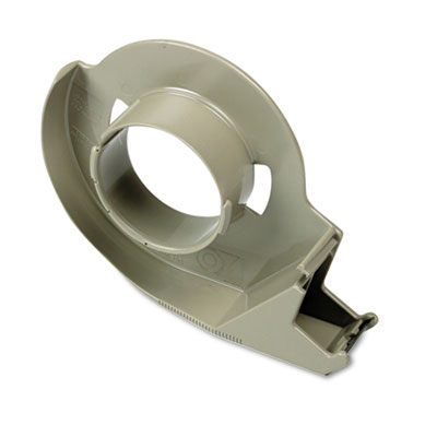 "H12 Filament Tape Hand Dispenser, 3"" Core, High-Impact Plastic,"