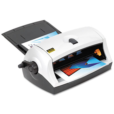 "Heat Free Laminator, 8-1/2"" Wide, 1/10"" Maximium Document Thickn"