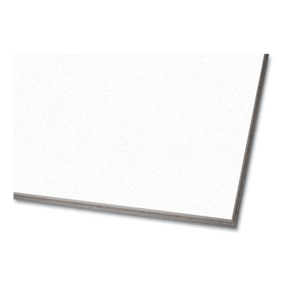 Ultima Health Ceiling Tiles Non-Directional Square 2ft x 2ft White 12/Carton