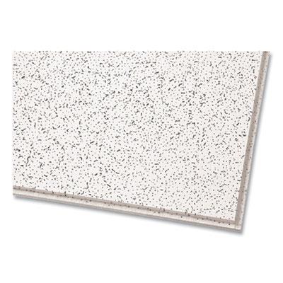Armstrong World Cortega Non-Directional Angled Ceiling Tiles White 10/Ctn 703B