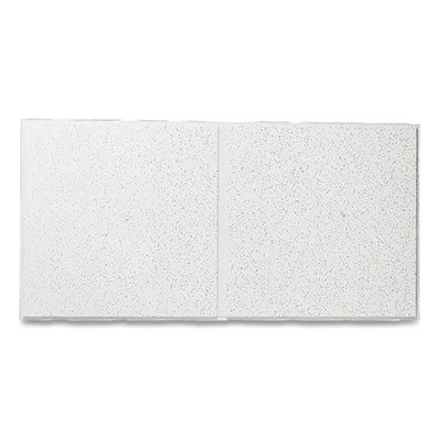 Armstrong Fine Fissured Second Look Ceiling Tiles Directional White 10/Ctn 1761C