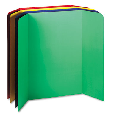 Spotlight Corrugated Presentation Display Boards, 48 x 36, Assor