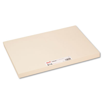 Heavyweight Tagboard, 18 x 12, Manila, 100/Pack<br />91-PAC-5114