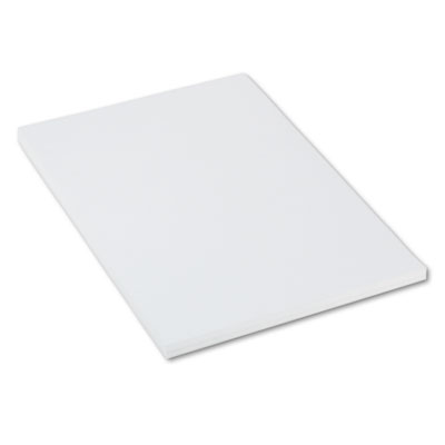 Heavyweight Tagboard, 36 x 24, White, 100/Pack