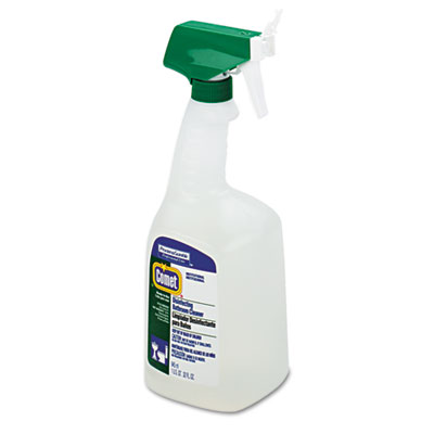 Disinfectant Bathroom Cleaner, 32oz Trigger Bottle