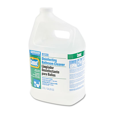 Disinfectant Bathroom Cleaner, 1gal Bottle