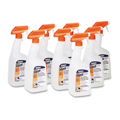 Fabric Refresher & Odor Eliminator, Fresh Clean, 32oz Trigger Sp