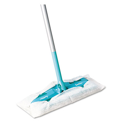"10"" Wide Mop, Green"