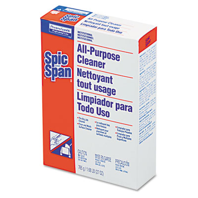 All-Purpose Floor Cleaner, 27oz Box, 12/Carton