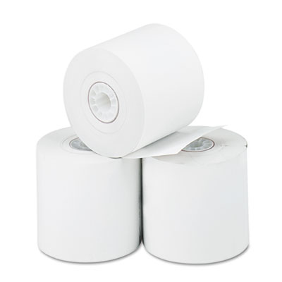 "Thermal Paper Rolls, Cash Register/Calculator, 2-1/4"" x 165 ft,"