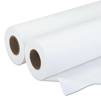 """Amerigo Wide-Format Inkjet Paper, 20 lbs., 3"""" Core, 30""""x500 ft,"""