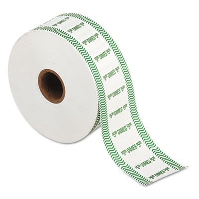Automatic Coin Wrap, Dimes, $5, Continuous Roll Wrappers, 1900/R