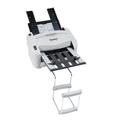 Model P7400 RapidFold Light-Duty Desktop AutoFolder, 4000 Sheets