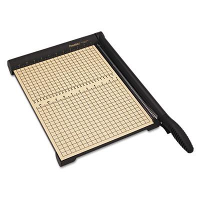 "SharpCut Paper Trimmer, 15 Sheets, Wood Base, 12"" x 17 1/2"""
