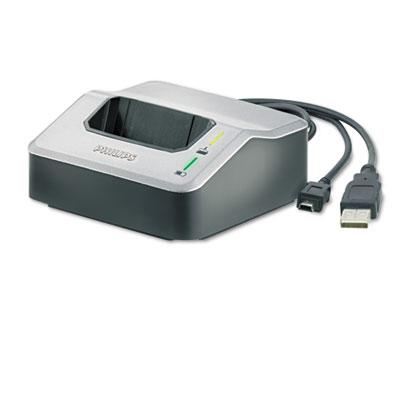 USB Docking Station/Charger for Digital Pocket Memo Voice Record