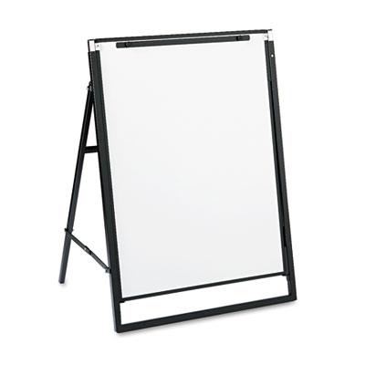 Futura Dry Erase Presentation Easel, Melamine, 24 x 36, White, B