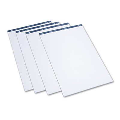 Conference Cabinet Flipchart Pad, Plain, 21 x 33-7/10, WE, 50-Sh