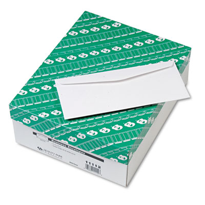 Business Envelope Traditional, #10, White, 500/Box