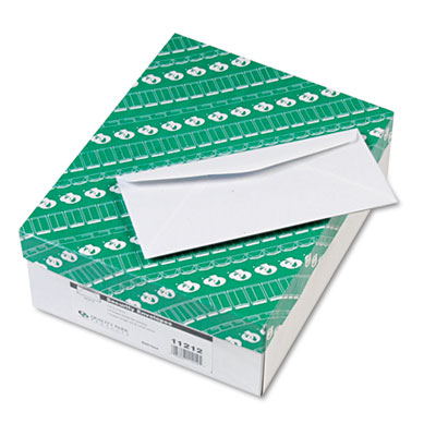 Business Envelope, Traditional, #10, White, 500/Box