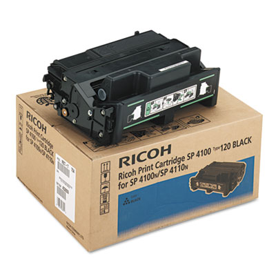 402809 Toner, 15000 Page-Yield, Black<br />91-RIC-406997