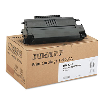 413460 High-Yield Toner, 4000 Page-Yield, Black