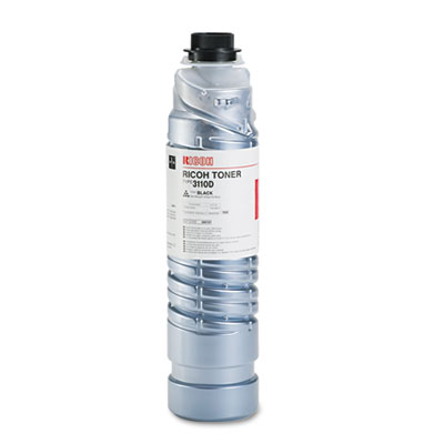 888181 High-Yield Toner, 30000 Page-Yield, Black<br />91-RIC-888181