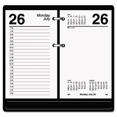 "Recycled Desk Calendar Refill, 3 1/2"" x 6"", 2015"