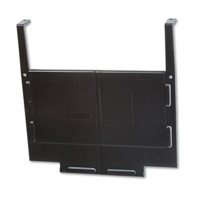 Hot File Panel and Partition Hanger Set, Dark Brown