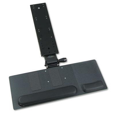 Ergo-Comfort Articulating Keyboard/Mouse Platform, 28w x 11-3/4d