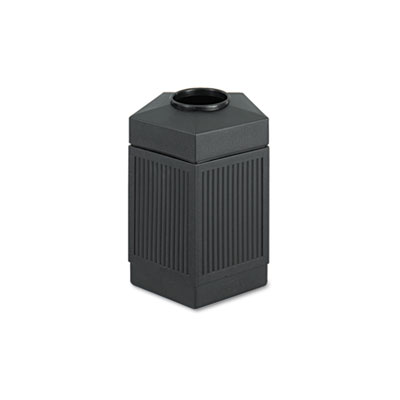 Canmeleon Indoor/Outdoor Receptacle, Pentagon, Polyethylene, 45g