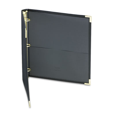 "Classic Collection Ring Binder Portfolio, 11 x 8-1/2, 1"" Capacit"