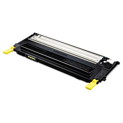CLT-Y409S (SU485A) Toner, 1000 Page-Yield, Yellow<br />91-SAS-SU485A
