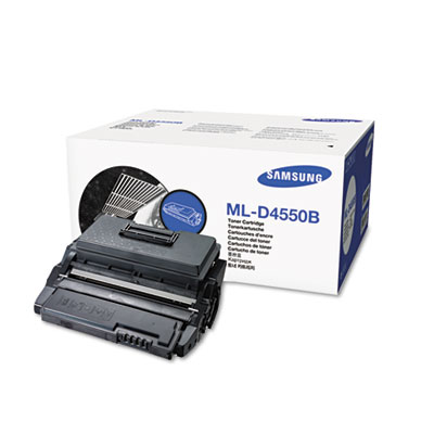 MLD4550B High-Yield Toner, 20000 Page-Yield, Black