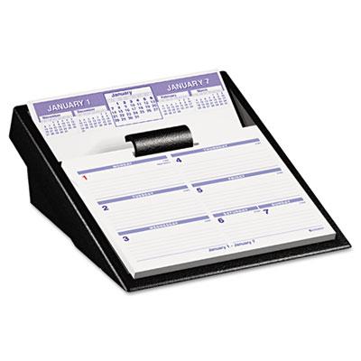 """Recycled Flip-A-Week Desk Calendar Refill, 5 5/8"""" x 7"""", 2015"""