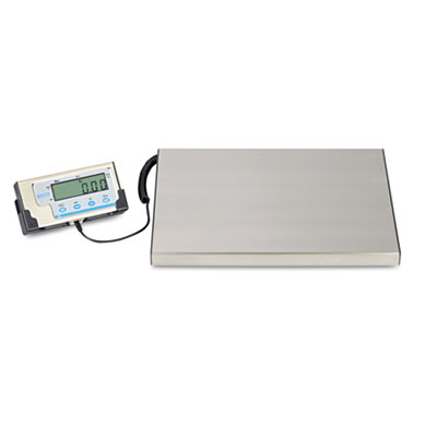 Salter Brecknell LPS400 Portable Shipping Scale, 400 lb Capacity, 12w x 15d Platform at Sears.com