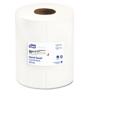 Center-Fold Towels, White, 8 1/4 x 11 7/8, 2-Ply, 610/Roll, 6 Ro