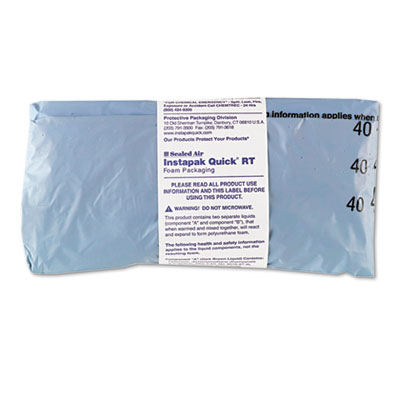 Instapak Quick RT Packaging Bags, 18 x 24, 30 Bags/Carton